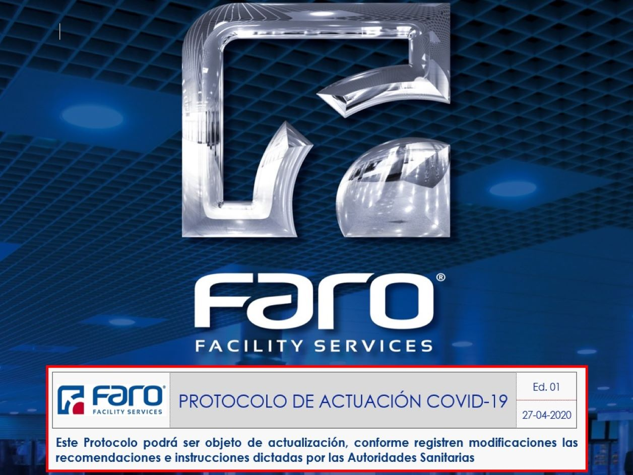 ACTUALIZACIÓN 30 ABRIL PROTOCOLO FARO COVID-19
