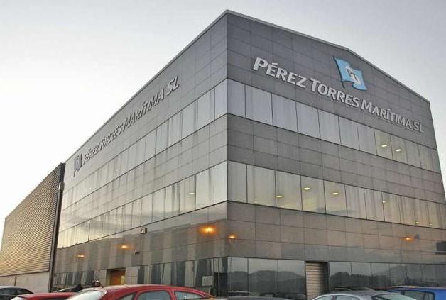 PÉREZ TORRES MARÍTIMA encarga la limpieza de su sede central en Marín a FARO Facility Services